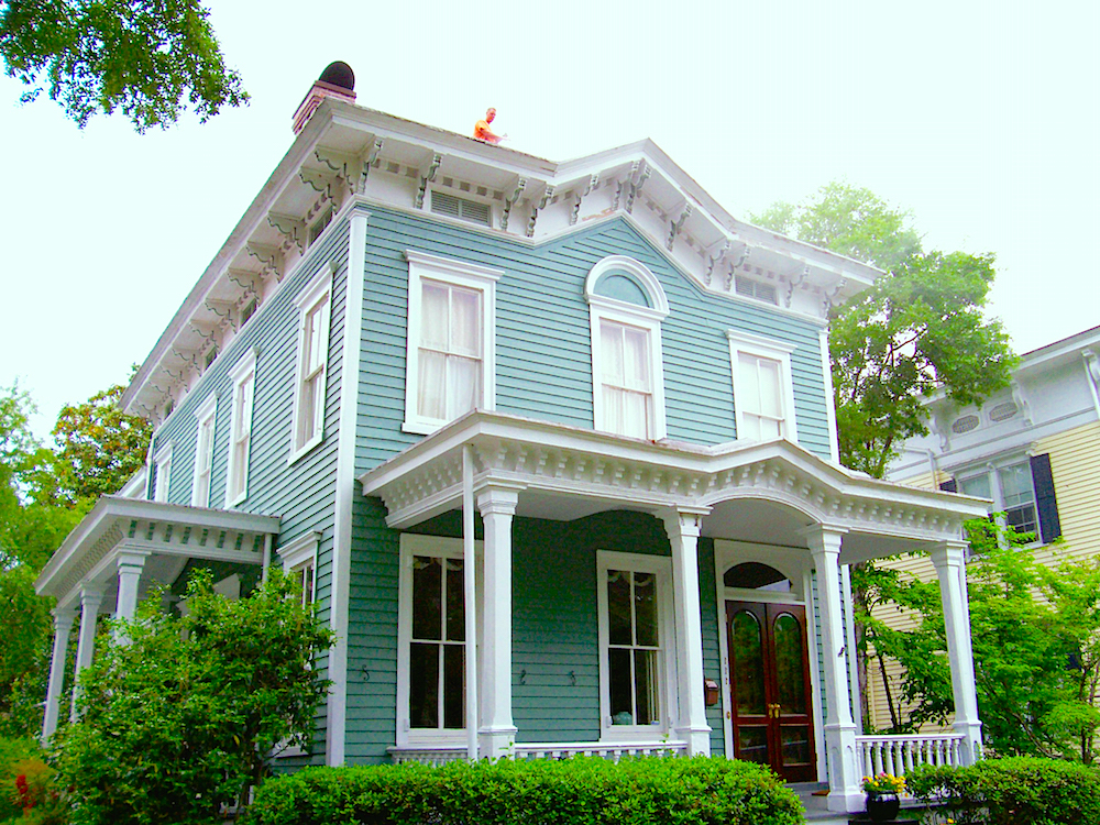 Historic Residential Roofing Services In Wichita Ks